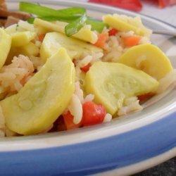 Rainbow Rice & Squash