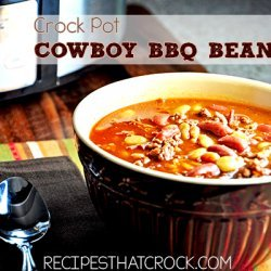 Cowboy Barbecued Beans