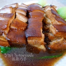 Braised Pork (dongpo) recipe