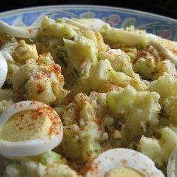 Sinful Deviled Potato Salad