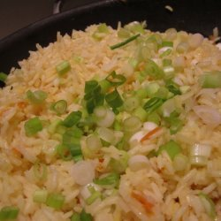Vegetarian Saffron Rice