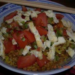 Easy Indonesian Fried Rice- Nasi Goreng