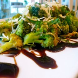 Italian Broccoli With Caramelized Onions & Bal... recipe