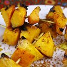 Bone Suckin' Grilled Butternut Squash recipe