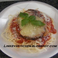 Linkev's Eggplant Parmesan