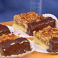 Pecan Squares Courtesy Of The Barefoot Contessa