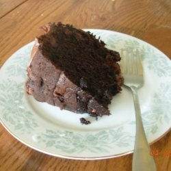 The Official Killer Chocolate Cake