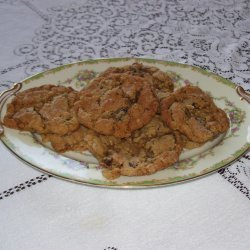 Michelles  Old Fashioned Oatmeal Cookies