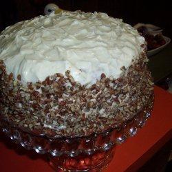 My Best Carrot Cake