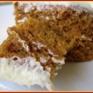 Lanas Absolutely Amazing And Easy Pumpkin  Cake Wi...