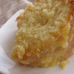 Pineapple Pound Cake recipe