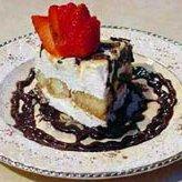 Elegant Cheesecake Tiramisu recipe