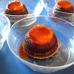 Miracle Orange Chocolate Mini Cakes