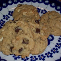 Oat Rageous Chocolate Chip Cookies