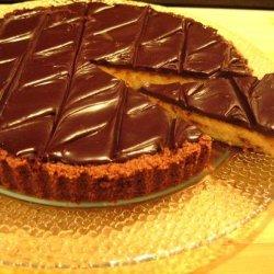 Honeycomb Chocolate Cheesecake