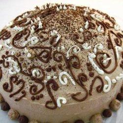 Pont Neuf Cake recipe