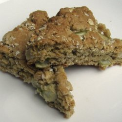 Low-fat Oatmeal Bars