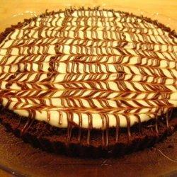 Chocolate Ganache Mars Cheesecake
