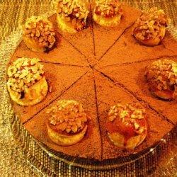 Chocolate Profiteroles Cake recipe