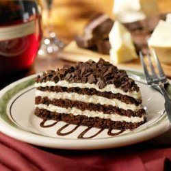 Olive Gardens Chocolate Lasagna