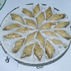 Auntie Theas Baklava recipe