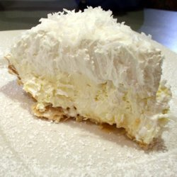 Tinks  Coconut Cream Pie