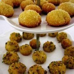 Pistachios And Coconut Cookies