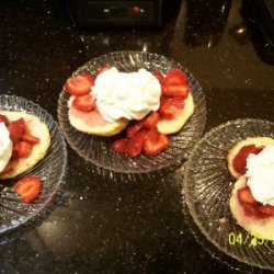 Real Deal Strawberry Shortcake recipe
