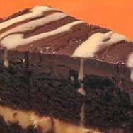 Chocolate Coffee Fudge Cake