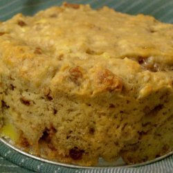 Canadian Banana - Coffee Cake recipe