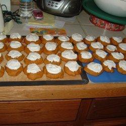 My Moms Pumpkin Cookies