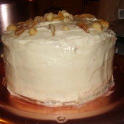 Tropical Carrot Cake recipe