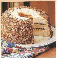 Layered Toffee Cake
