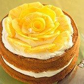 Vegan Mango Cake recipe