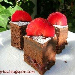 Shirleyomas Fabulous Chocolate Flourless Cake