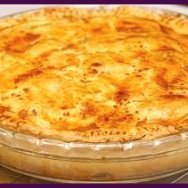 Classic Ritz Mock Apple Pie