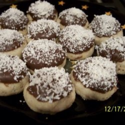 Snow Covered Mountain Cookies
