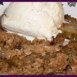 Easy And Delicious Amish Country  Apple Crisp
