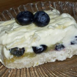 Lemonberry Jazz Bars recipe