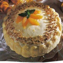 Orange Chiffon Dessert