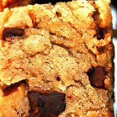 Best Blondies With Chocolate Morsels