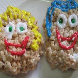 Elaines Marshmallow Sweeties recipe