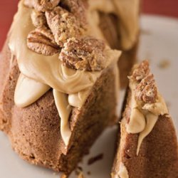Praline Bundt Cake recipe