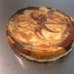 Special Turtle Cheesecake
