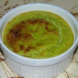 Chef John's Asparagus Souffle
