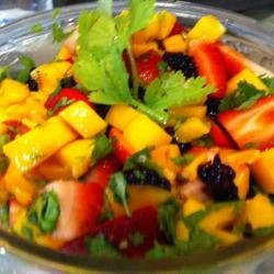Mango Madness Salad