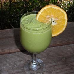 Jumping Ginger Smoothie