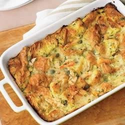 Two-Salmon Strata with L'Evanjules