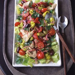Antipasto Salad recipe
