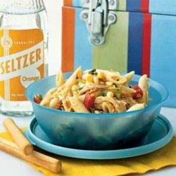 Southwestern Chicken and Pasta Salad